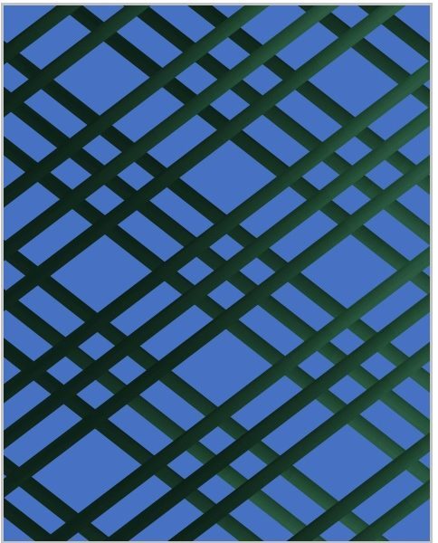 Cobalt and Green Bulletin Board - Memo Board