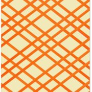 Ivory and Orange Bulletin Board - Memo Board