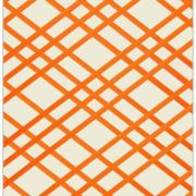 Ecru and Orange Bulletin Board - Memo Board
