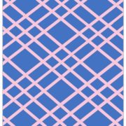 Cobalt and Pink Bulletin Board - Memo Board