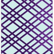 Sky and Purple Bulletin Board - Memo Board