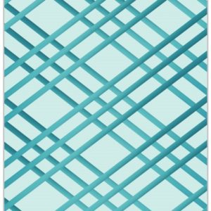Sky and Teal Bulletin Board - Memo Board