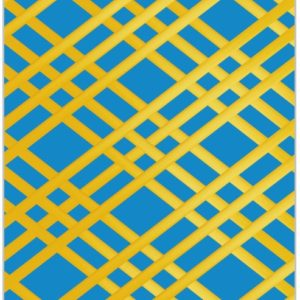 Blue and Yellow Bulletin Board - Memo Board